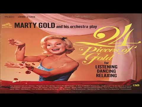Marty Gold And His Orchestra 24 Pieces Of Gold 2xLPs (1962) GMB