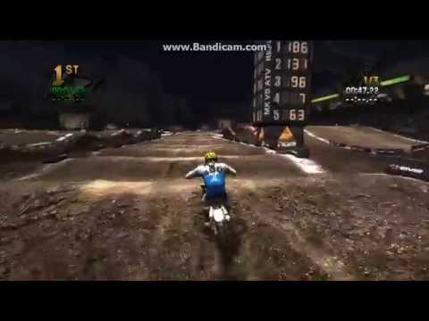 MX Vs ATV Reflex: Supercross Gameplay 2 (Husqvarna Rockstar)