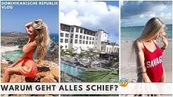 Urlaubskatastrophe in der Dominikanischen Republik 😱😫☀️