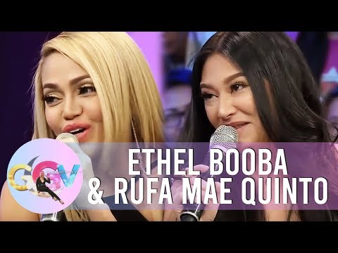 GGV: Ethel and Rufa recall their days in school