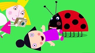 Ben and Holly's Little Kingdom 🌟New Dolly for Daisy and Poppy | Cartoons for Kids