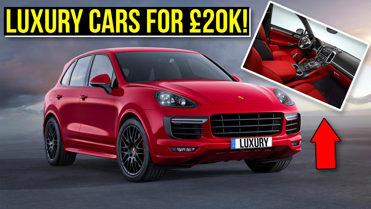 10 CHEAP Luxury SUVs That Look Expensive! (Under £20,000)