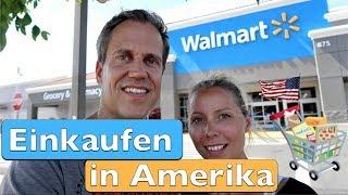 Einkaufen in Amerika | Walmart