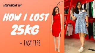 Bí quyết giảm cân của Top 15 Hoa Hậu từng nặng gần 90kg || SERIES GIẢM CÂN CÙNG MEYMEY #1