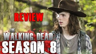 The Walking Dead Season 8 Episode 6 - The King, The Widow, and Rick - Video Review!