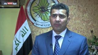 إحكام الأمن على بغداد