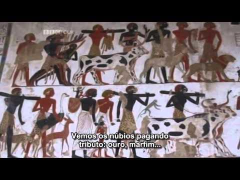 BBC - Os reinos perdidos da África vol. 1 Nubia legenda pt. Brasil