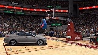 NBA 2K13 MyCareer All-Star Weekend - Sprite Slam Dunk Contest