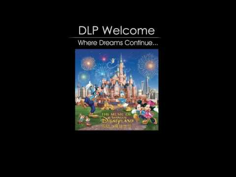 The Music of Shanghai Disneyland 上海迪士尼度假区