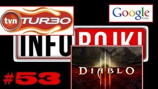 ROJO w TVN Turbo, pomoc dla Karola, kodowa zabawa, Google tarczownik i przegląd (INFOrojki #53)