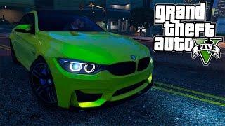 GTA 5 Моды: BMW M4(F82)  - Самые проработанные машины! ✅(GTA 5 МОДЫ - рубрика, в который мы с вами смотрим на различные моды для GTA 5. Сегодня мы с вами посмотрим такой..., 2016-02-28T15:19:52.000Z)