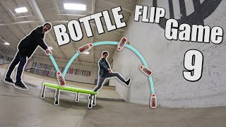 ULTIMATE Game of Bottle FLIP  Round 9