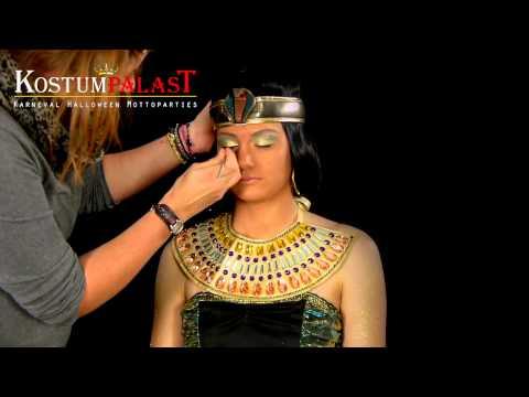 Cleopatra Schminken Und Das Schonste Cleopatra Kostum