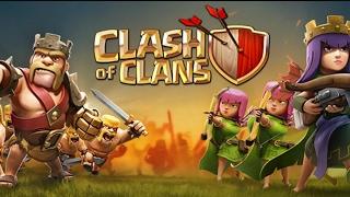 Clash Of Clans: Winning 4 Battles In A Row ( Read Description )