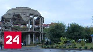 В Воронеже законсервируют разрушенную больницу, ставшую памятником Великой Отечественной войны - Р…