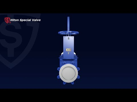 HITON: Bidirectional Knife Gate Valve