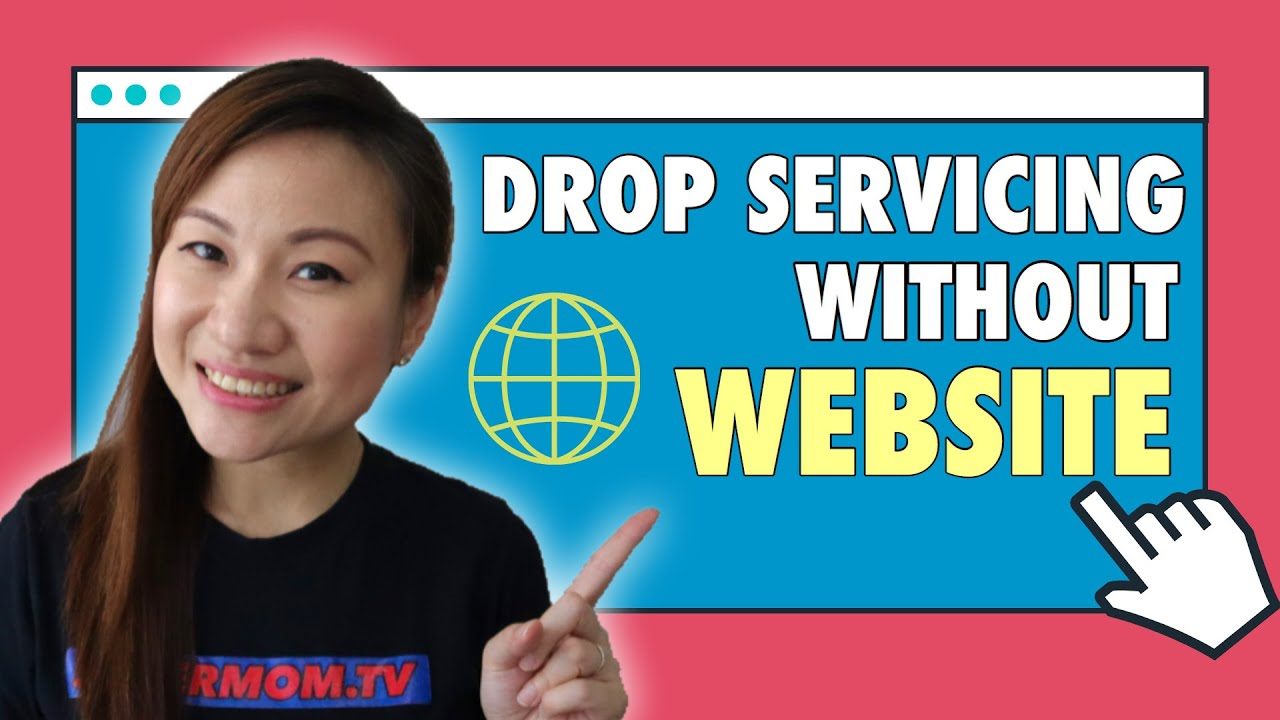 Drop Servicing Without Website | High Traffic FREE Platform!
