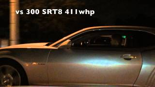 5.0 vs M3 Grand National SS Camaro SRT8 300  370z