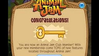 Animal Jam gem codes,diamonds codes,and more!