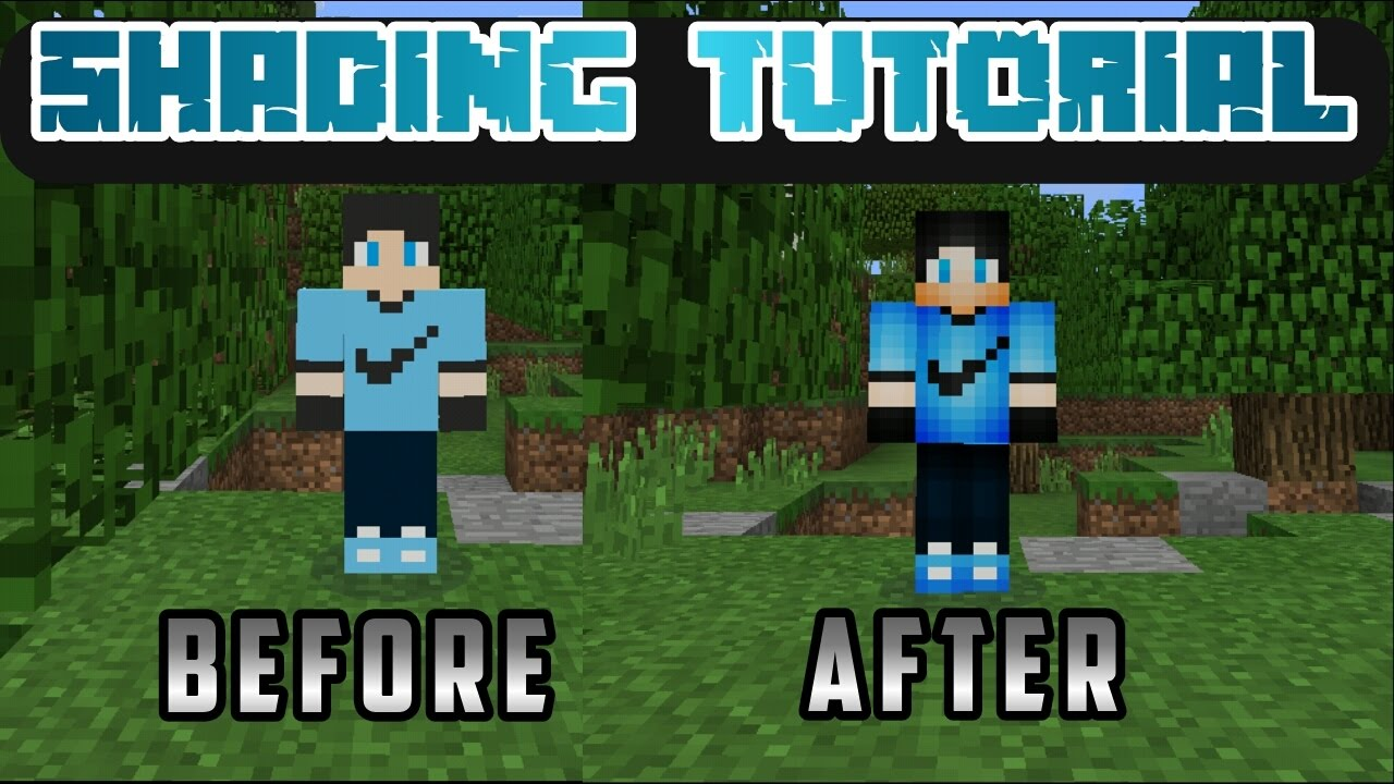 How to shade your minecraft skin using ps touch on android for Minecraft shade template