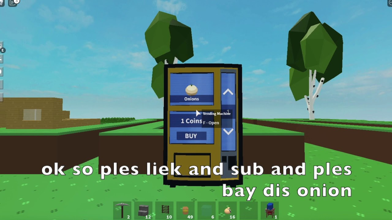 Roblox skyblock but its clickbait