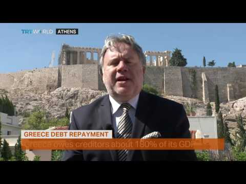Money Talks: Greece debt repayment, interview with George Katrougalos
