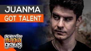 Entrevista Juanma mentalista Got Talent España