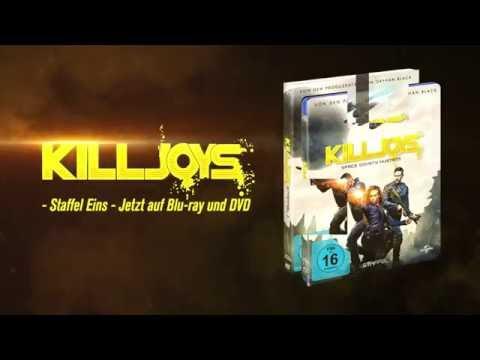 """Killjoys"" Staffel 1 (Trailer Deutsch HD)"