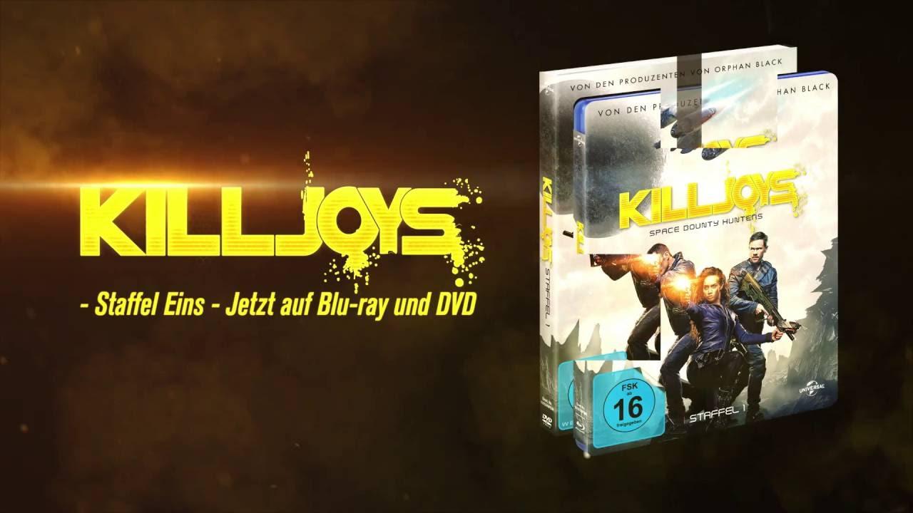 Killjoys Trailer German