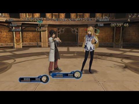 Tales of Xillia2 Cameo Battles Jude & Milla Tag/Ludger Solo