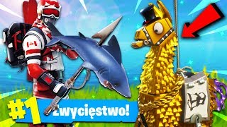 *NOWE* LAMY WCHODZĄ DO BATTLE ROYALE! | Fortnite (Battle Royale)