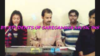 If you miss the train by Students of saregamma music institute.mp4