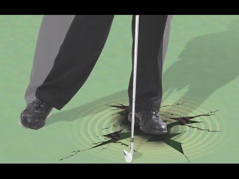 Golf Lesson - What is Ground Force