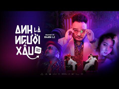 TTeam - Anh Là Người Xấu (ft. Blackbi)| Official MV | Vinh Râu , Wendy