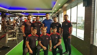Best Indian brand. #GymTour | #Day441 | Rush Fitness | Camac Street | Kolkata | West Bengal | India