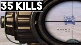 FULL SQUAD TRIED PUSHING ME | 35 KILLS Duo vs Squad | PUBG Mobile