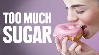 Shocking Amounts of Sugar People Eat Around The World