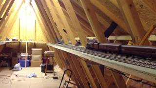 Hinchley Wood Model Railway Video 23