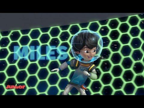 Miles From Tomorrow | Music Video | Disney Junior UK