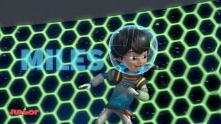 Miles From Tomorrow | Music Video | Disney Junior UK