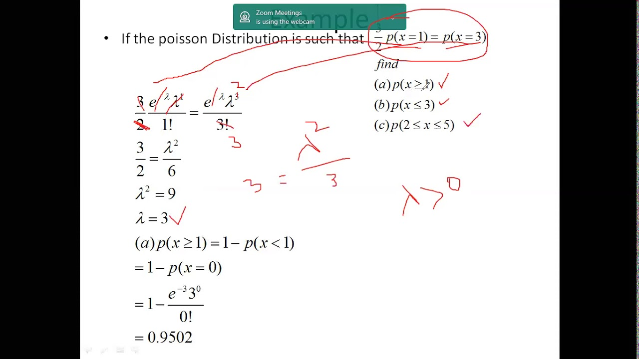 what is poisson distribution example