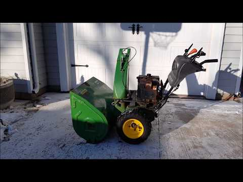 Snow Blower Won't Start.  How to fix it in minutes, for pennies!