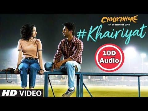 khairiyat-|-10d-songs-|-8d-audio-|-arijit-singh-|-bass-boosted-|-chhichhore-|-10d-songs-hindi