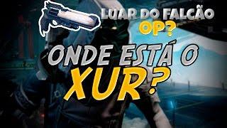 DESTINY TTK: Localização do Xur 25-09-15 ANO 2 - LUAR DO FALCÃO OP???