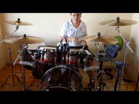 Athena - Öpücük - Drum Cover