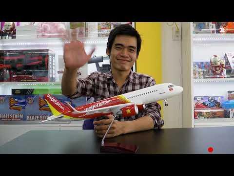 mô hình máy bay - Gấu bông rẻ