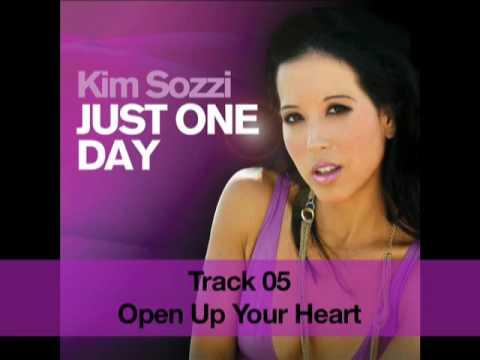Kim Sozzi 'Just One Day' Album Preview