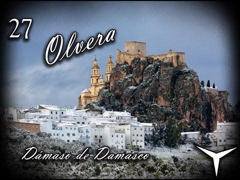 Castillo de Olvera (Cádiz) // Viajando con DD: 27