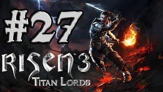 Risen 3: Titan Lords Gameplay / Let´s Play (German/Deutsch) #27 - Wie der Reaktor funktioniert