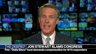 The Debrief: Jon Stewart rips into Congress, Kevin Durant injury, Women's World Cup   ABC News